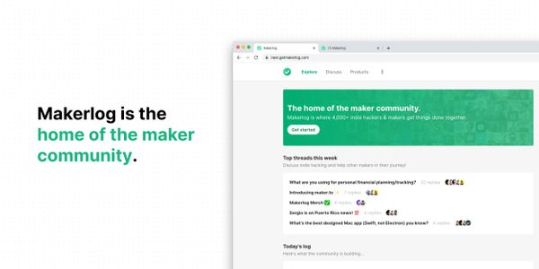 Makerlog 3.0 launched today!